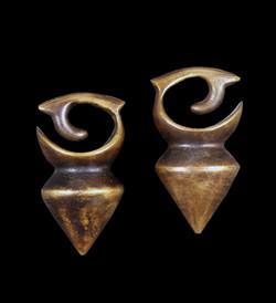 Dayak Earrings