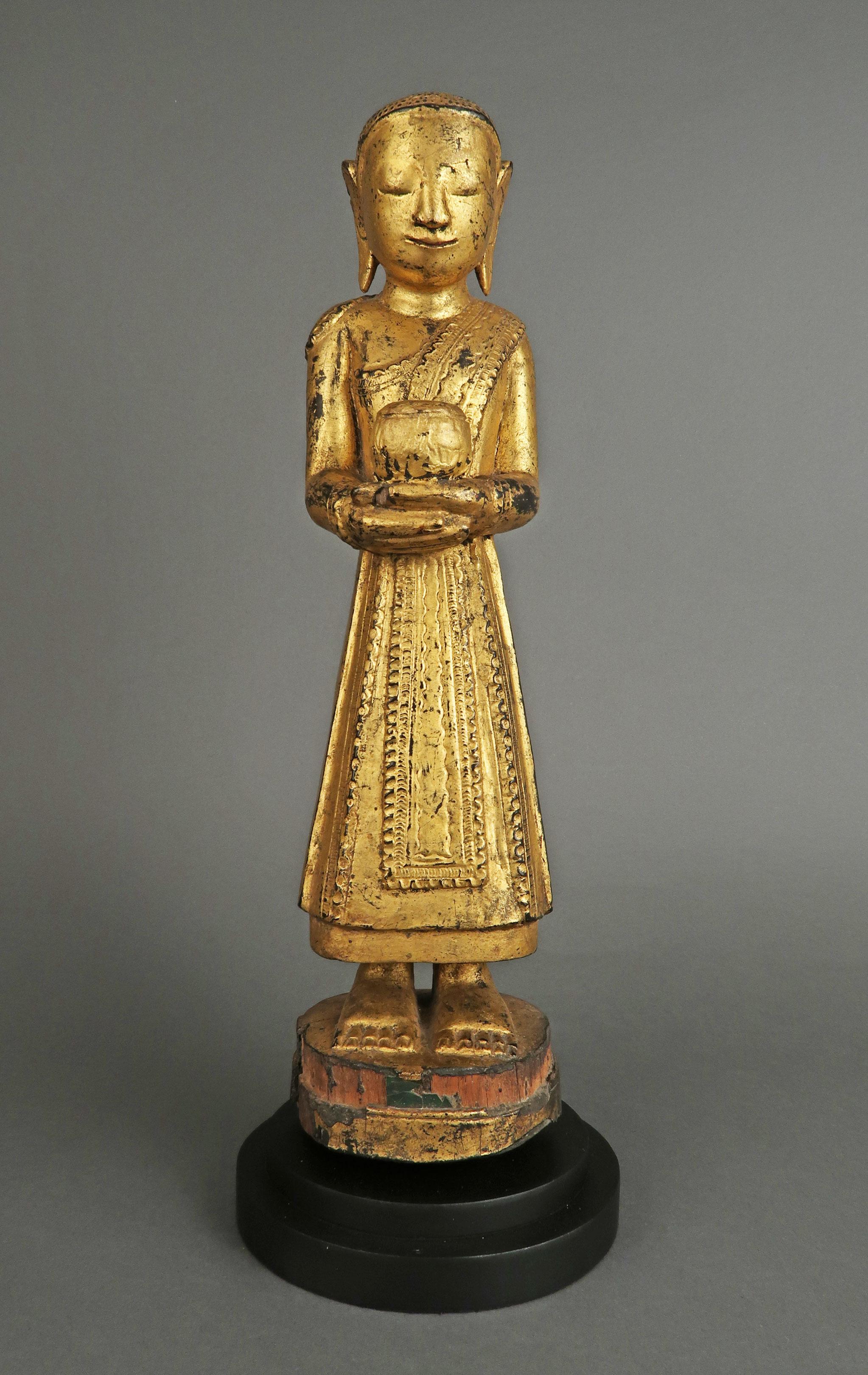 Shan monk