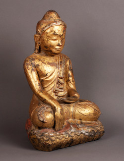 Dry Lacquer Buddha
