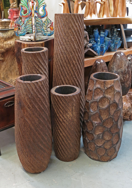 Black palm vessels