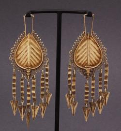 Lio, Flores Isl. Earrings
