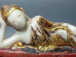 Marble Reclining Buddha