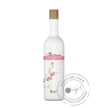 O'right Peach Blossom Bodywash - douchegel voor normale tot droge huid