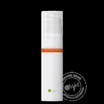 O'right Volumizing Hair Cream 100ml. Natuurlijke en gezonde haarverzorging, vegan en glutenvrij.