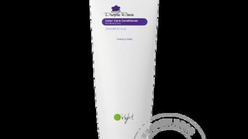Purple Rose Conditioner - hoogblond haar, hydratatie en glans