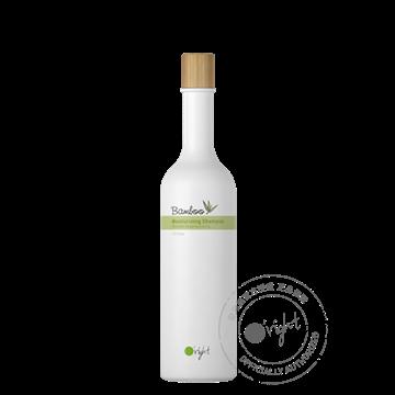 O'right Bamboo Shampoo 400ml. Natuurlijke en gezonde hydraterende shampoo voor droog en beschadigd haar. Vegan en glutenvrij.