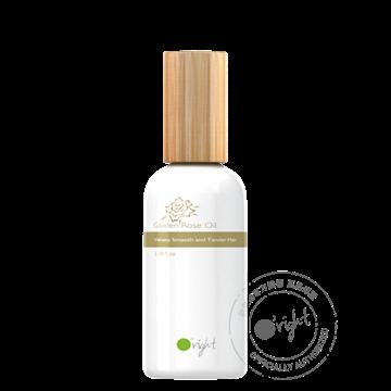 O'right Golden Rose Oil smoothing 100ml. Natuurlijke en gezonde haarverzorging, vegan en glutenvrij. haarolie haarserum.