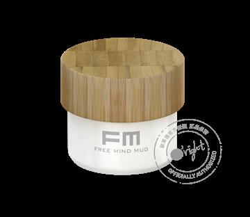 O'right Free mind mud wax 50ml. Natuurlijke en gezonde haarverzorging, vegan en glutenvrij. Haarwax.