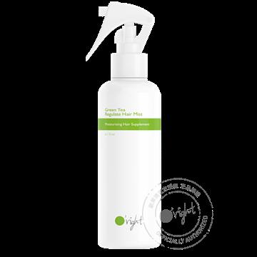 O'right Green Tea Regulate Hair Mist 180ml. Natuurlijke en gezonde haarverzorging, vegan en glutenvrij.