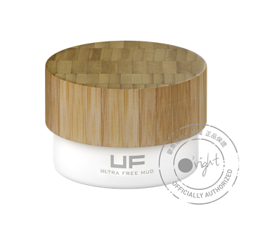 O'right Ultra free mud - haarwax 50ml. Natuurlijke en gezonde haarverzorging, vegan en glutenvrij. haarwax