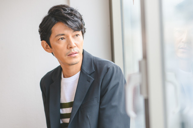 藤木直人_FRaU magazine