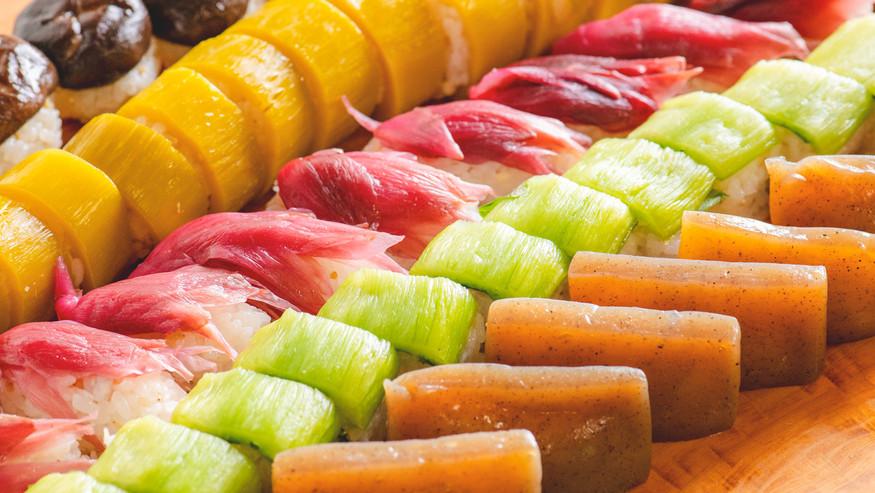 Inaka-Sushi / dancyu