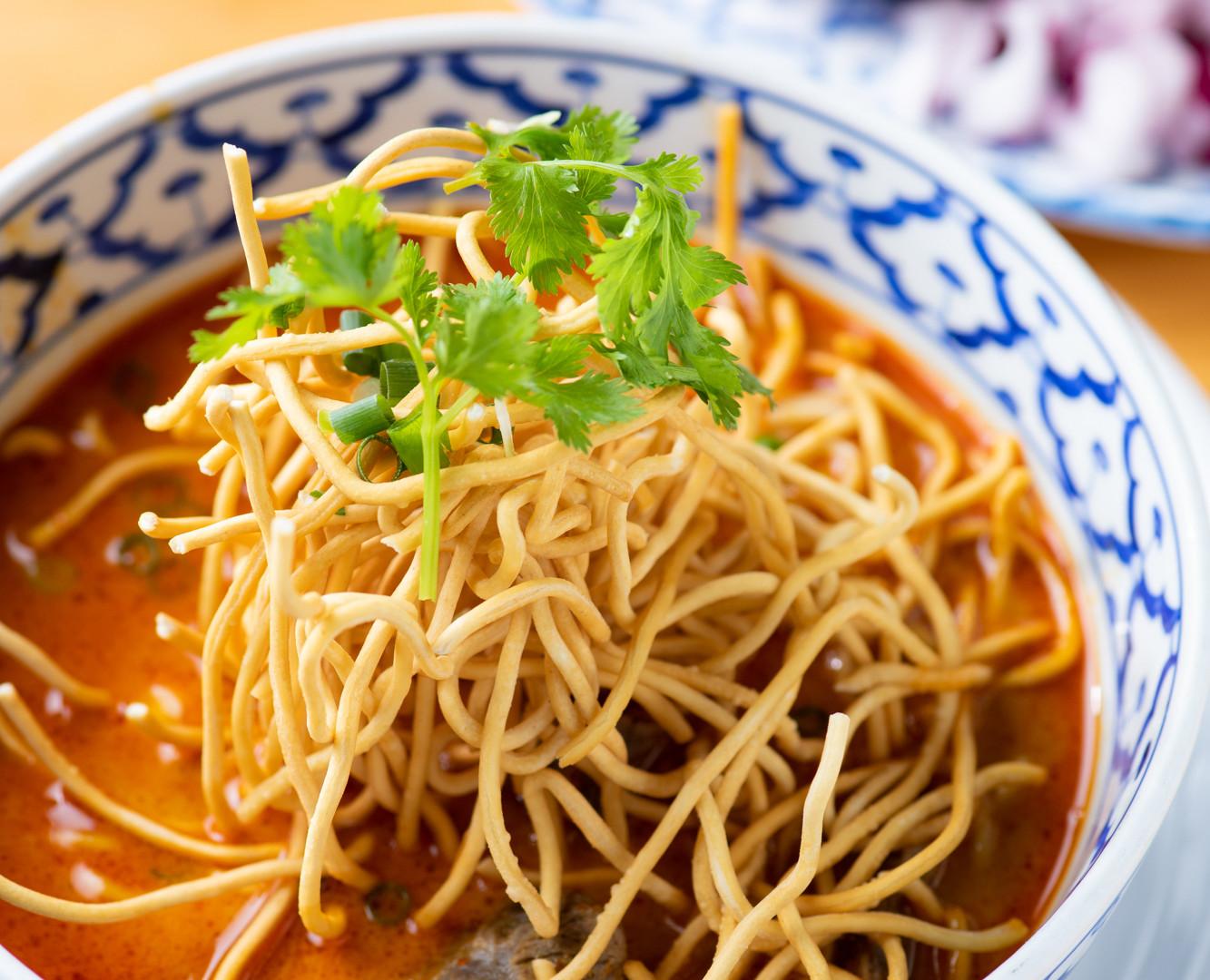 Asian Noodles / Weekly Asahi