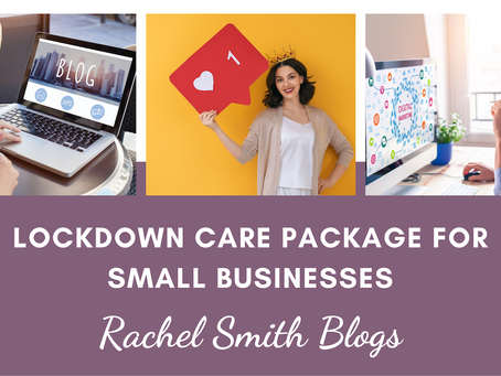 Lockdown Care Package For Small Businesses