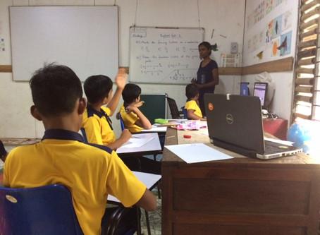 Digital Education - Indien hat die Nase vorn...