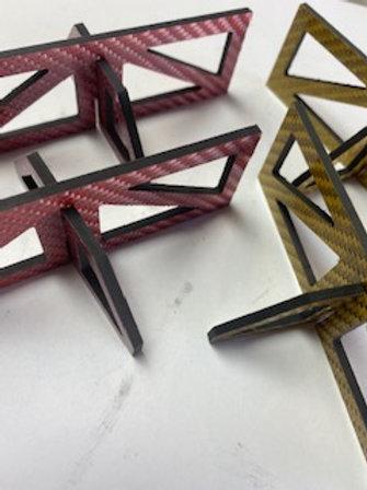 Droop Blocks  - Set of 2   Multiple colors
