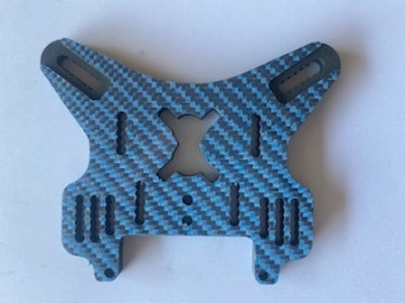 8ight X carbon fiber rear shock tower -