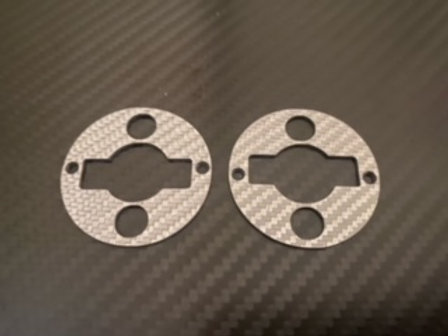 Infinity IF15 Front Knuckle Disc