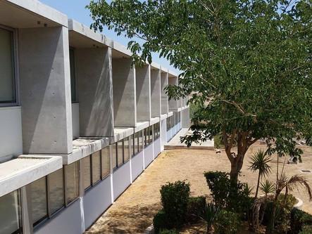 classrooms cluster No2 - upper level