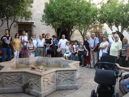 Grupo Mañana. Tourism for all. Elderly people