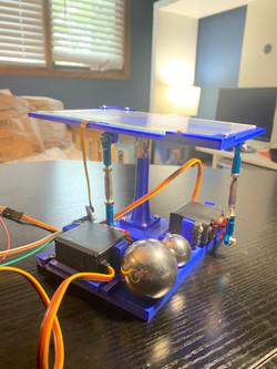 pid balancing robot
