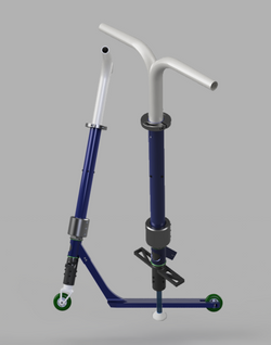 Pogo Scooter