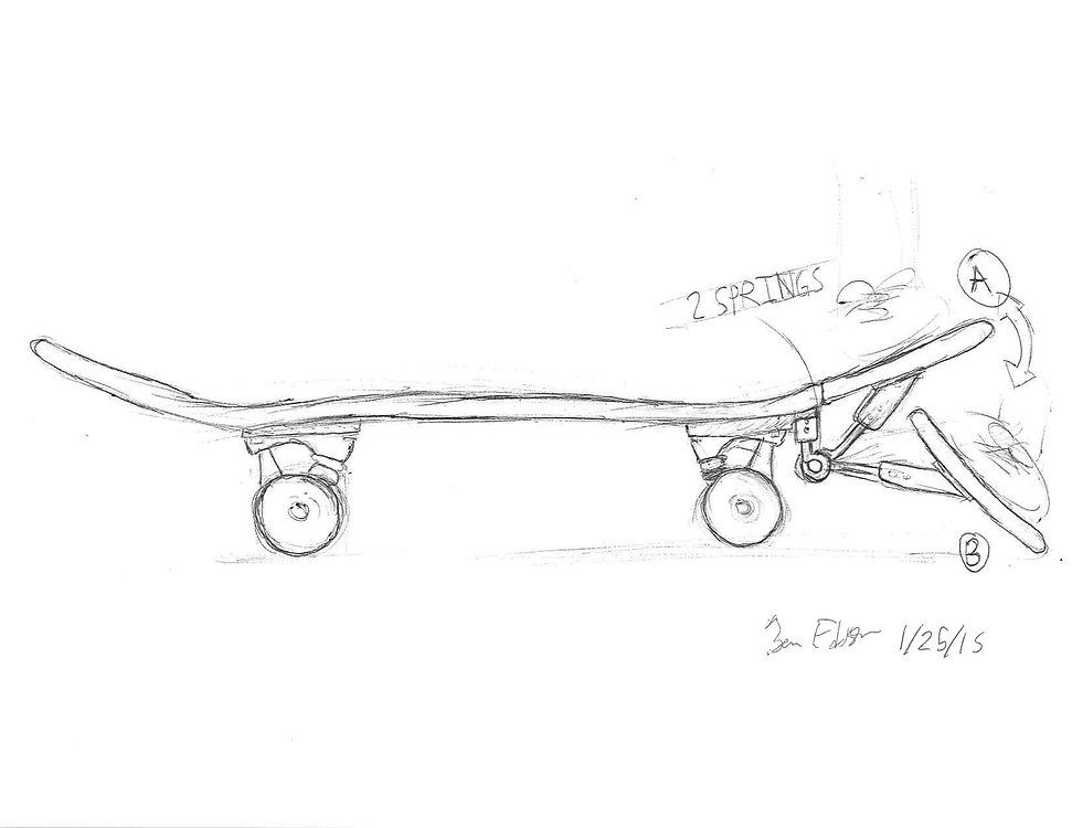 full torqboard sketch