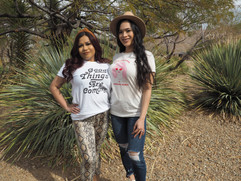Featured Items: Good Days Tee, Women Supporting Women Tee
