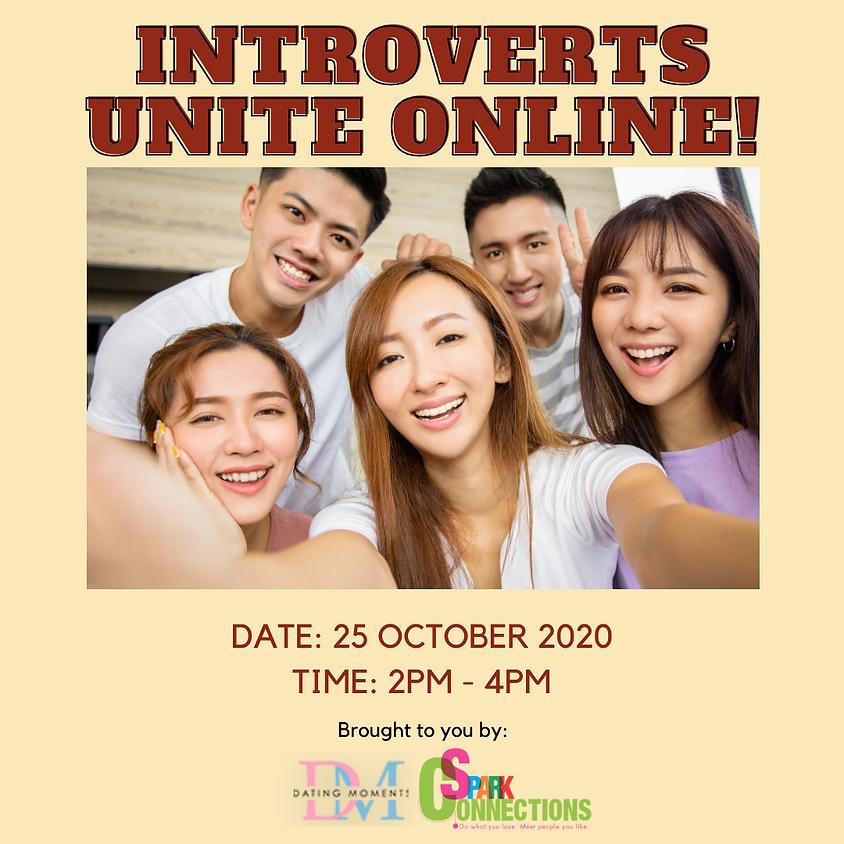 Introverts Unite Online! (50% OFF)