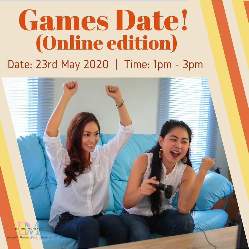Games Date! Online edition
