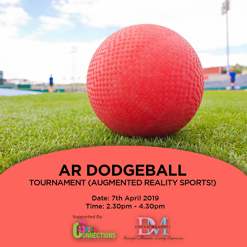 AR Dodgeball Tournament (Augmented Reality Sports!) (50% OFF!)