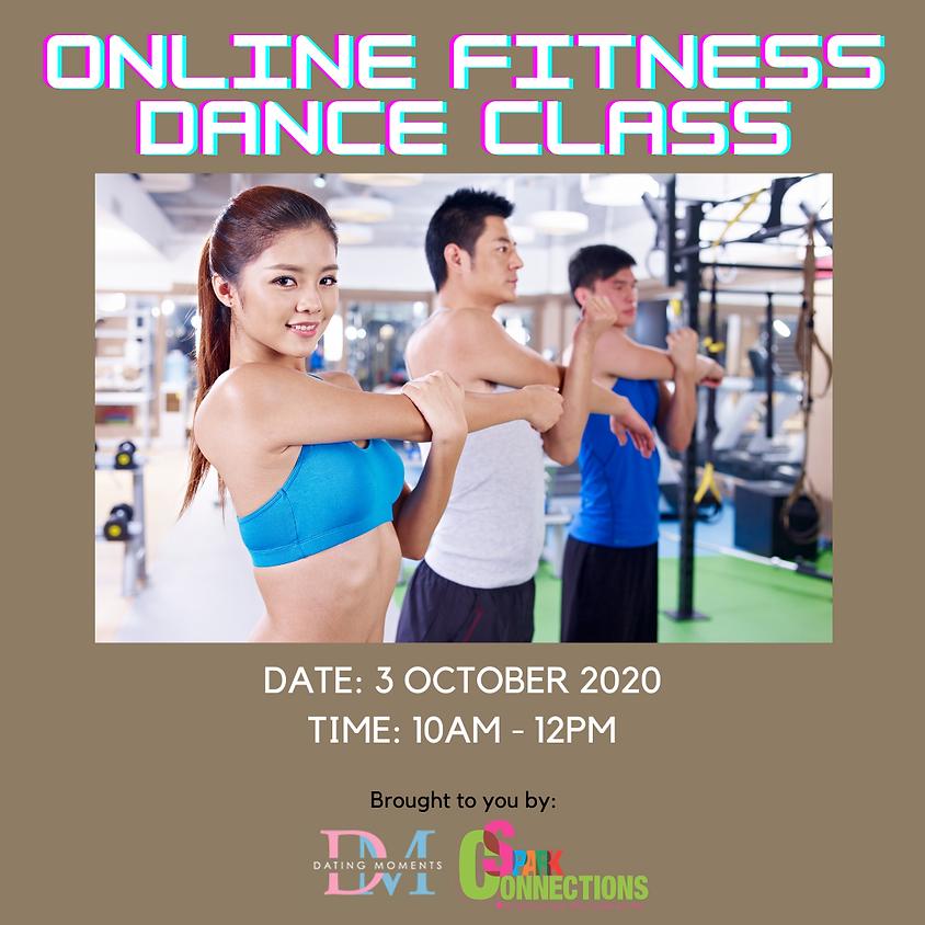 Online Fitness Dance Class (50% OFF)