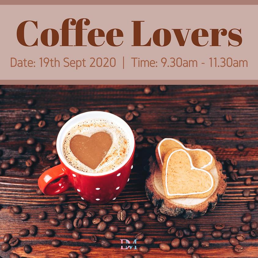 Coffee Lovers (online meetup)