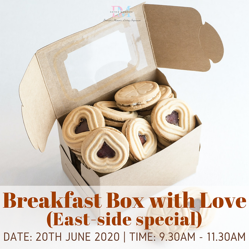 Breakfast Box with Love (East-side Special)