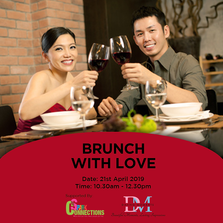 (CALLING FOR LADIES!) Brunch with Love (50% OFF!)