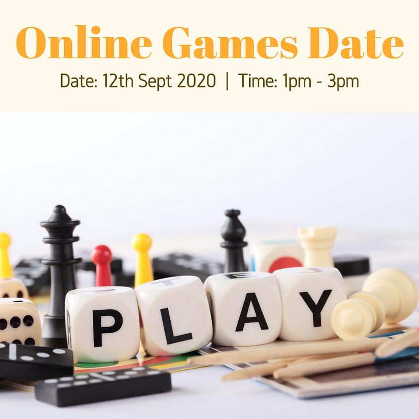 Online Games Date (Small group)