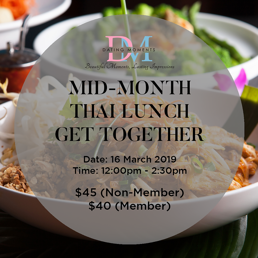 Mid-Month Lunch Get Together