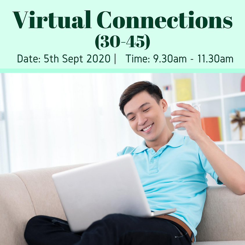 Virtual Speed-Dating Event (30-45)