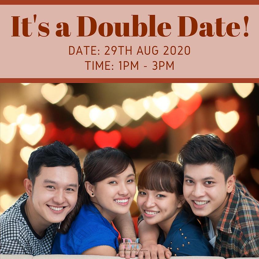 It's a Double Date (Online Meetup)