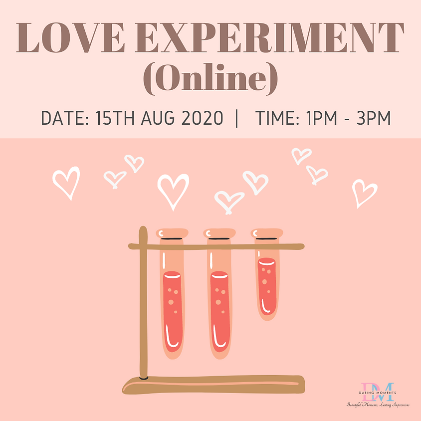 Love Experiment (Online event)