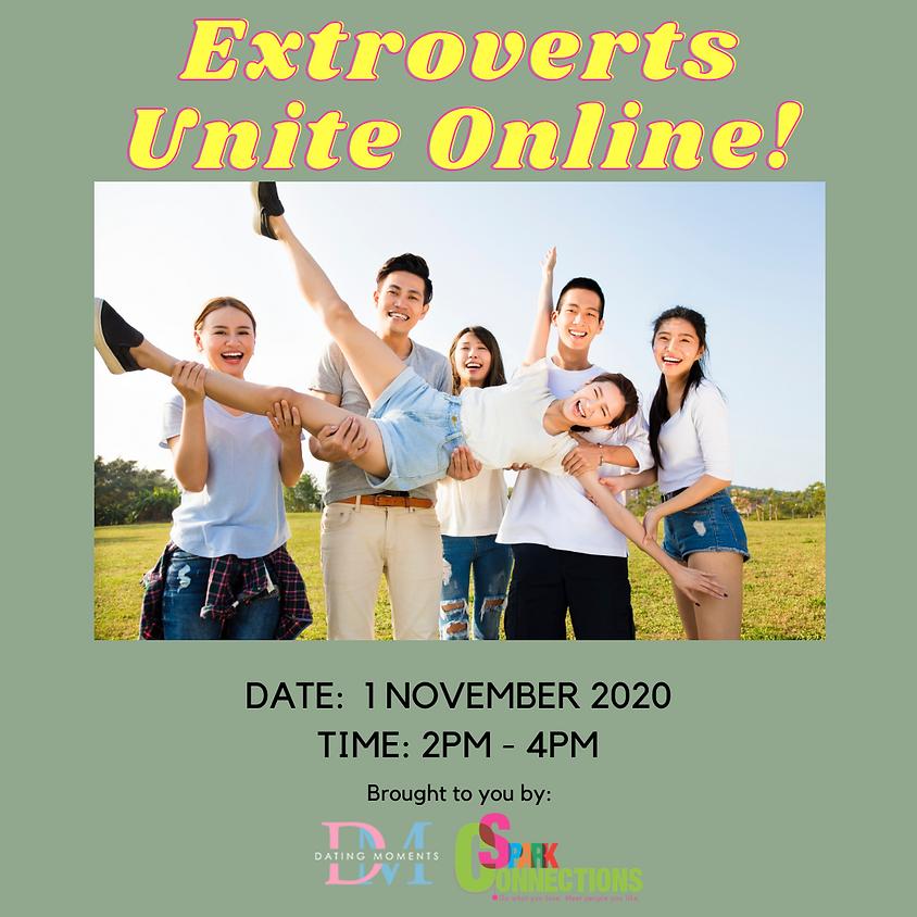 Extroverts Unite Online! (50% OFF)