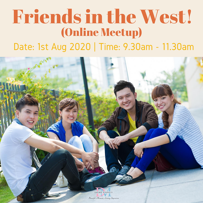 Friends in the West! (Online Meetup) (1)