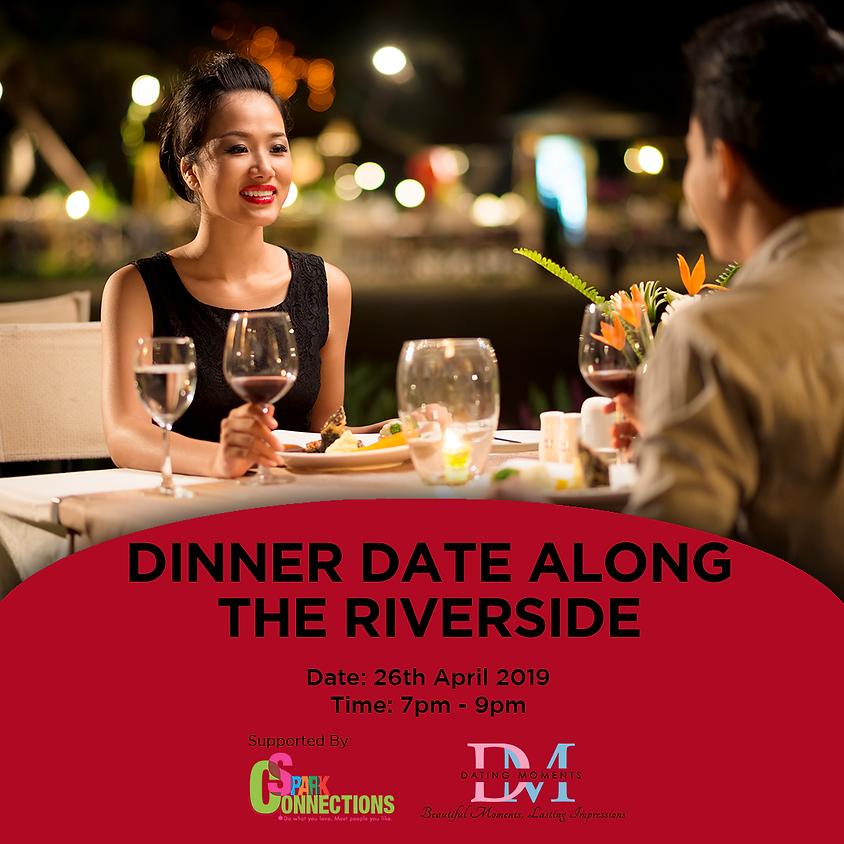 Dinner Date along the Riverside (50% OFF!)