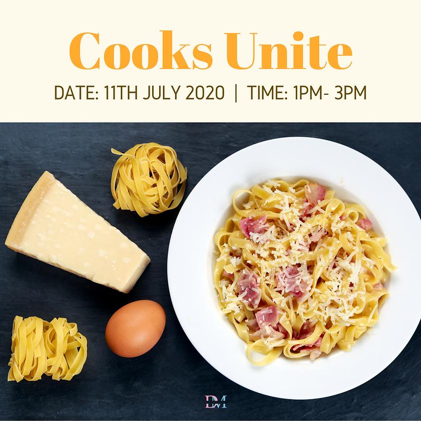 Cooks Unite (Virtually)!