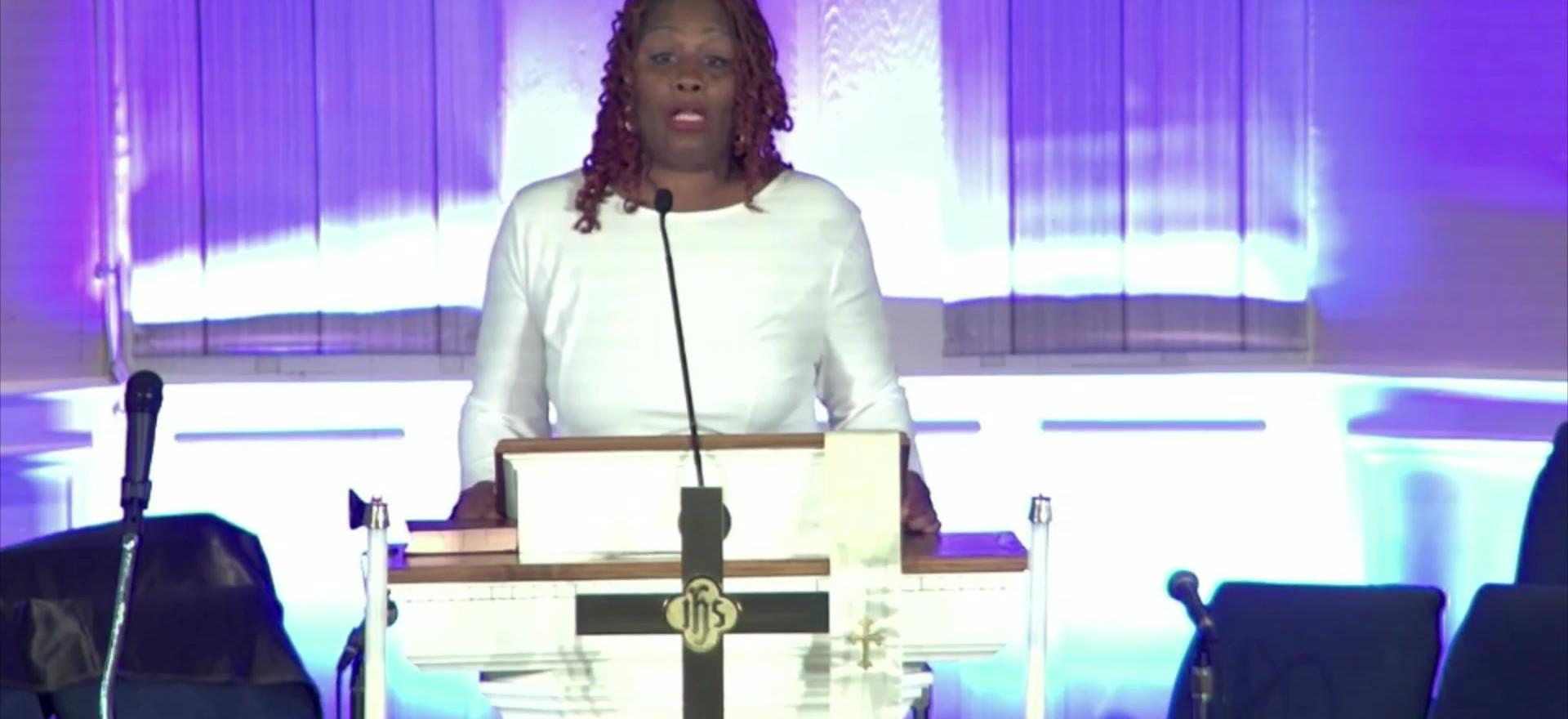 Watch Night Service Speaker: Ms. Cynthia King