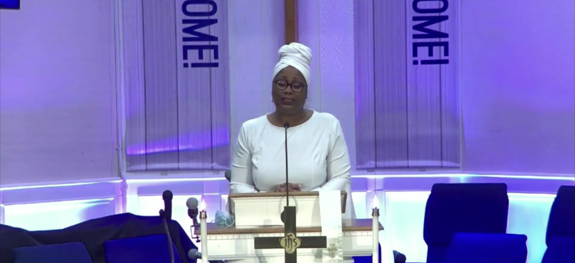 Christmas Service Speaker: Mrs. Shonie Oboro