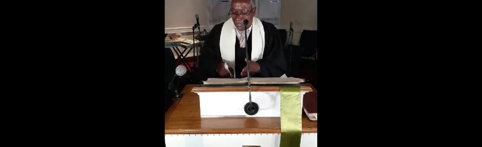 21 June 2020 Father's Day Service