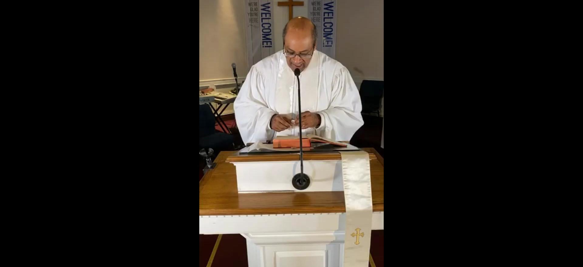 7 June 2020 Worship Service