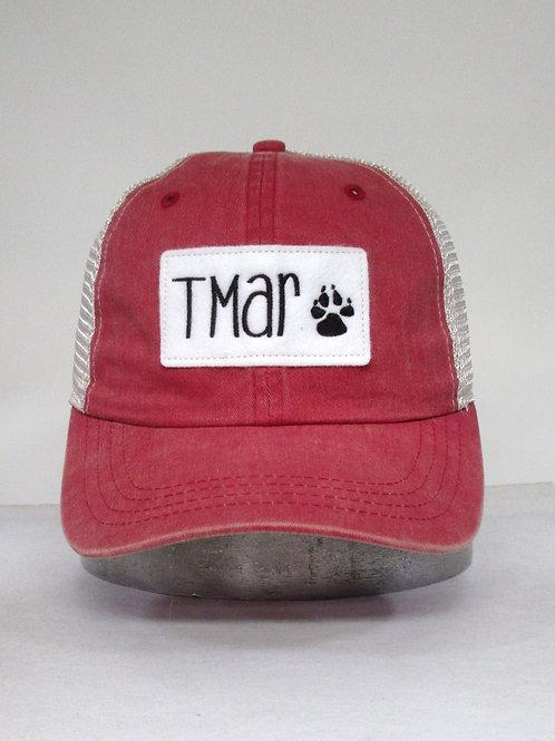TMAR Pigment Washed Soft Mesh Cap