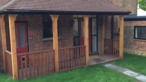Property Extension Services - Porch
